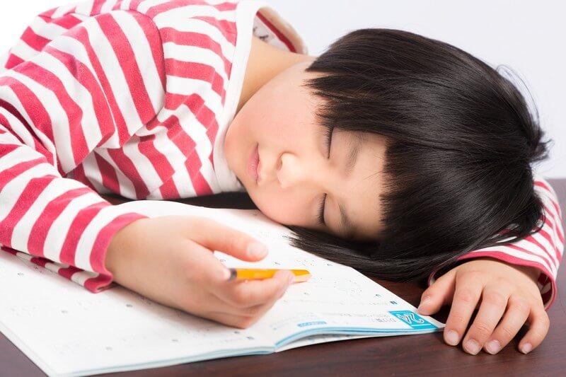 習い事が忙しく、成績が上がらない場合